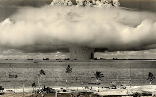 bomba Corea